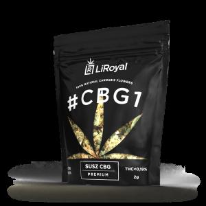 Susz #CBG 1 LiRoyal 9,5% - 2 g